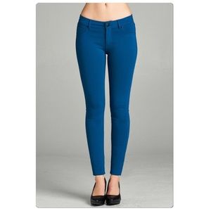 Super stretchy shaping skinny ponte pants Sz LNWT for sale